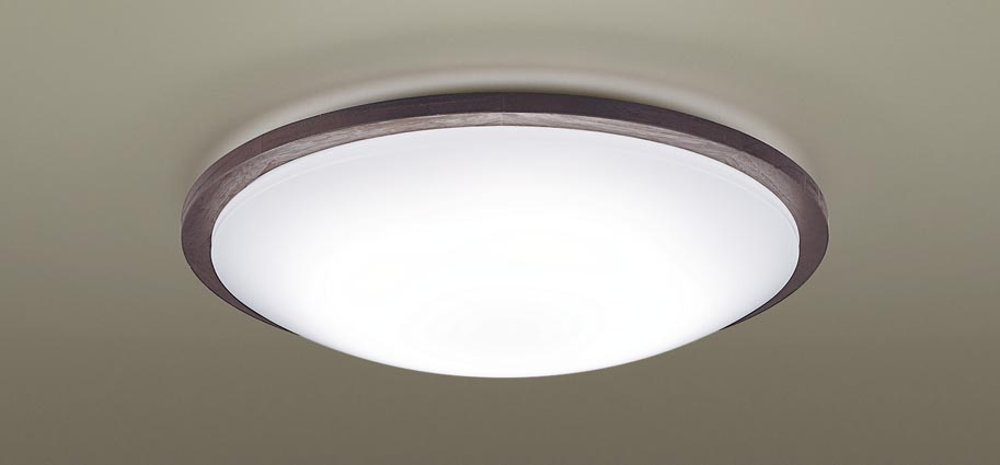パナソニック LGBZ1581 天井直付型 LED(昼光色~電球色) シーリングライト リモコン調光・リモコン調色・カチットF ~8畳 『LGBZ1581』