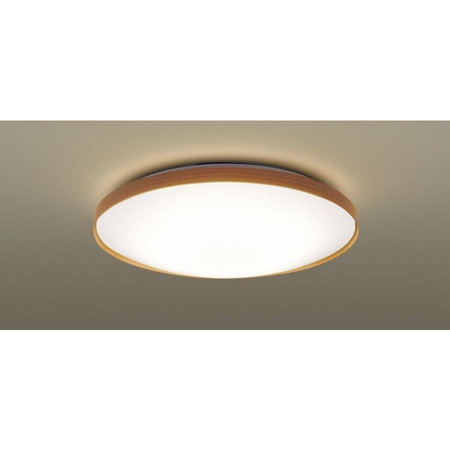 パナソニック LGBZ1598 天井直付型 LED(昼光色~電球色) シーリングライト リモコン調光・リモコン調色・カチットF ~8畳 『LGBZ1598』