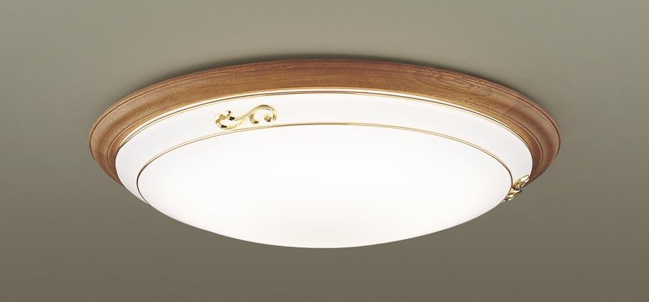 パナソニック LGBZ1651 天井直付型 LED(昼光色~電球色) シーリングライト リモコン調光・リモコン調色・カチットF ~8畳 『LGBZ1651』