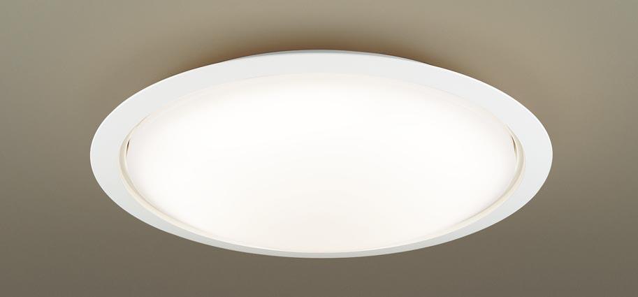 パナソニック LGBZ2427 天井直付型 LED(昼光色~電球色) シーリングライト リモコン調光・リモコン調色・カチットF ~10畳 『LGBZ2427』