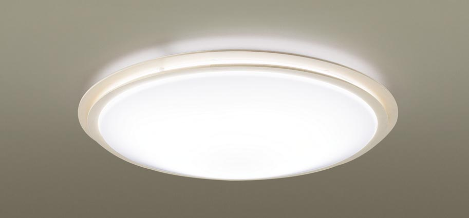 パナソニック LGBZ2563 天井直付型 LED(昼光色~電球色) シーリングライト リモコン調光・リモコン調色・カチットF ~10畳 『LGBZ2563』