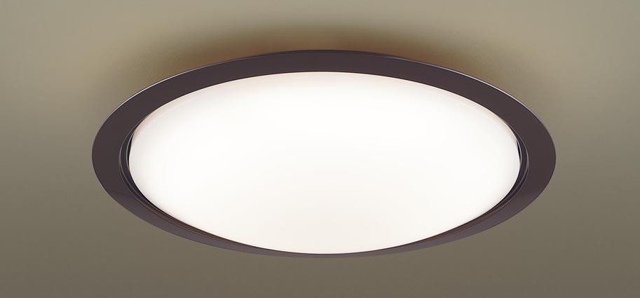 パナソニック LGBZ3429 天井直付型 LED(昼光色~電球色) シーリングライト リモコン調光・リモコン調色・カチットF ~12畳 『LGBZ3429』