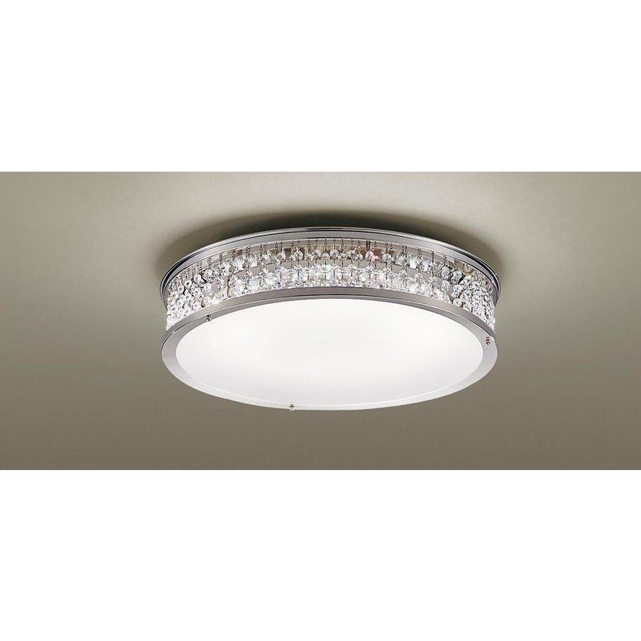 パナソニック LGC30112 LEDシーリングライト 昼光色~電球色 リモコン調光・調色 U-ライト方式 シャンデリング ~8畳