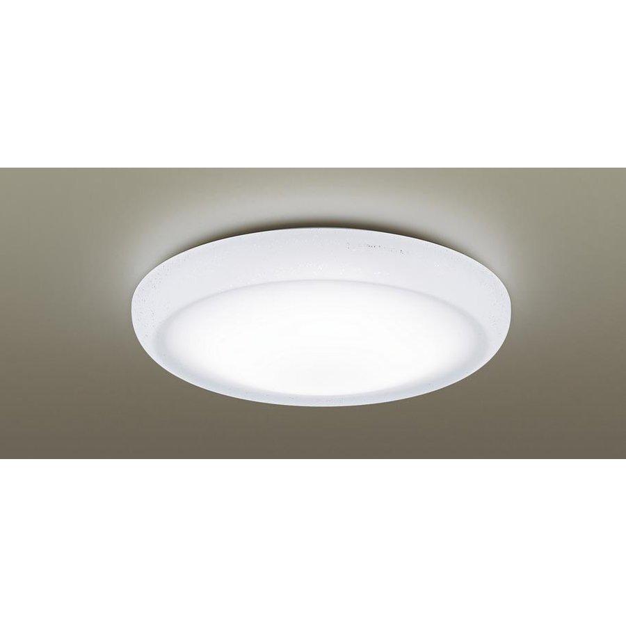 パナソニック LGC41128 LEDシーリングライト 昼光色~電球色 リモコン調光・リモコン調色・カチットF 模様入り ~10畳