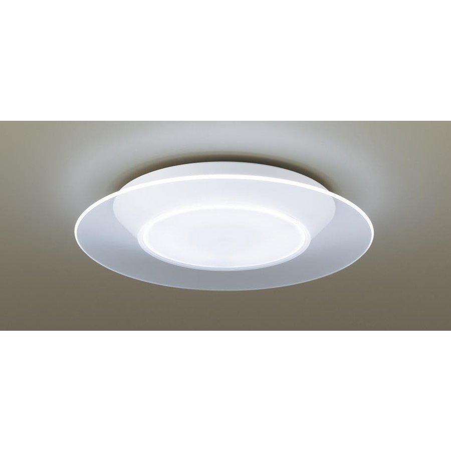 パナソニック LGC48100 LEDシーリングライト 昼光色~電球色 リモコン調光・調色 カチットF パネル付型 ~10畳