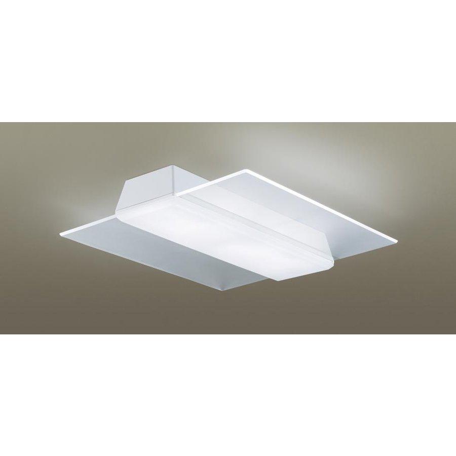 パナソニック LGC48200 LEDシーリングライト 昼光色~電球色 リモコン調光・調色 カチットF パネル付型 ~10畳