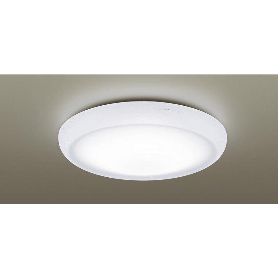 パナソニック LGC51128 LEDシーリングライト 昼光色~電球色 リモコン調光・リモコン調色・カチットF 模様入り ~12畳