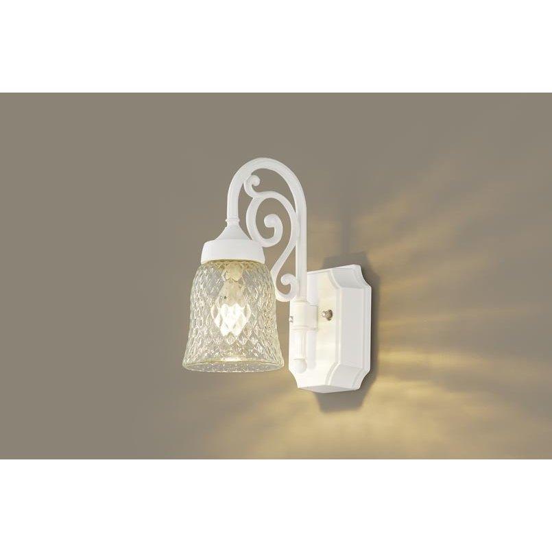 パナソニック LGW85203WK 壁直付型 LED 電球色 ポーチライト 密閉型 防雨型 白熱電球40形1灯相当 ランプ付(同梱)