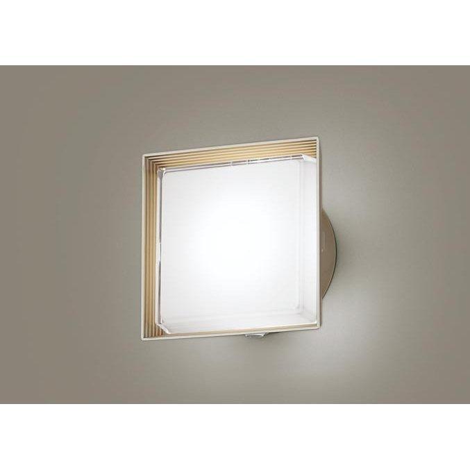 パナソニック LGWC80320 LE1 壁直付型 LED 昼白色 ポーチライト 拡散型 防雨型 FreePaお出迎え 段調光型 明るさセンサ付 白熱電球40形1灯相当
