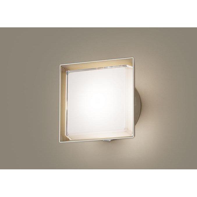 パナソニック LGWC81300 LE1 壁直付型 LED 電球色 ポーチライト 拡散型 防雨型 FreePaお出迎え フラッシュ 段調光型 明るさセンサ付 白熱電球40形1灯相当