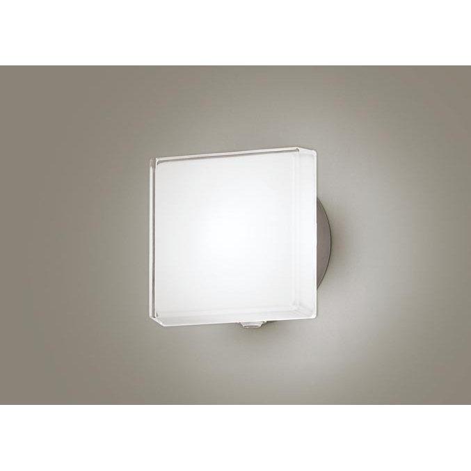パナソニック LGWC81325 LE1 壁直付型 LED 昼白色 ポーチライト 拡散型 防雨型 FreePaお出迎え フラッシュ 段調光型 明るさセンサ付 白熱電球40形1灯相当