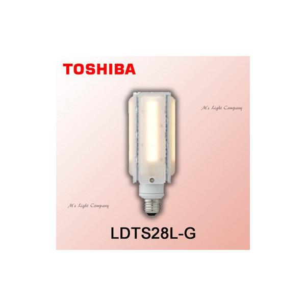 東芝 LDTS28L-G LEDランプ 28W E26口金 電球色 『LDTS28LG』