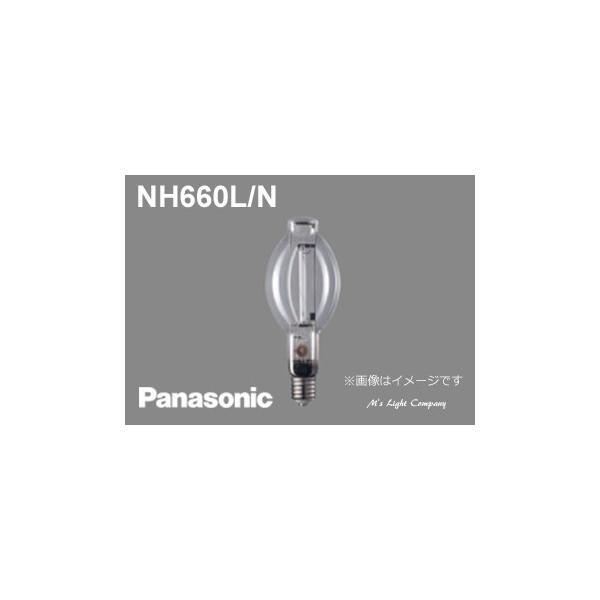 パナソニック NH660L/N ハイゴールド 一般形 透明形 660形 水銀灯安定器点灯形 始動器内蔵形 『NH660LN』