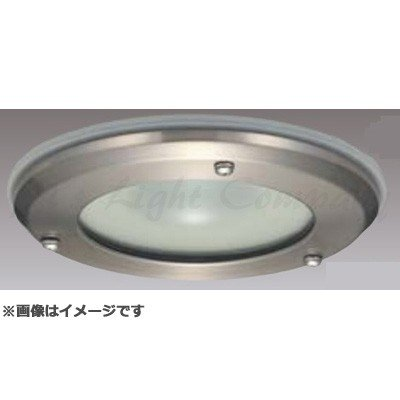 東芝 LEDEM30603HM LED非常用照明器具 埋込型 φ150 HACCP・クリーンルーム兼用形 30分間点灯 30形 中・高天井用(~10m)