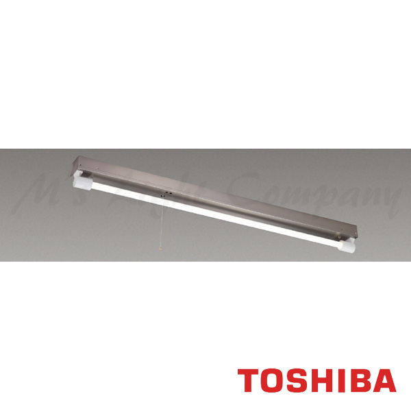 東芝 LEDTJ-41083M-LS9 LED非常用照明 防湿防雨 笠なし形 ステンレス LDL40×1 直付型 非常時2500lm×50%点灯 自己点検機能 ランプ付(同梱) 『LEDTJ41083MLS9』