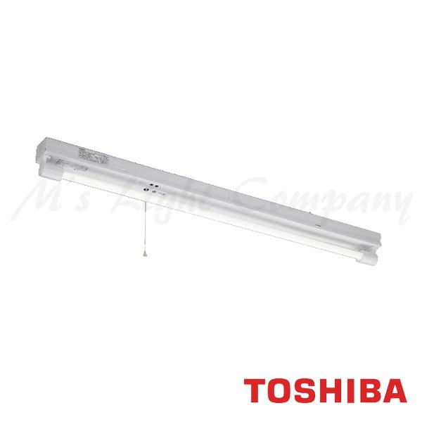 東芝 LEDTJ-41087K-LS9 LED非常用照明 防湿防雨 笠なし形 LDL40×1 天井取付専用 非常時2500lm×50%点灯 自己点検機能付 ランプ付(同梱) 『LEDTJ41087KLS9』