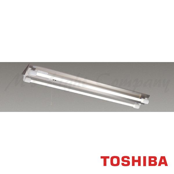 東芝 LEDTJ-42384M-LS9 LED非常用照明 防湿防雨 逆富士形 ステンレス LDL40×2 直付型 非常時2500lm×50%点灯 自己点検機能 ランプ付(同梱) 『LEDTJ42384MLS9』