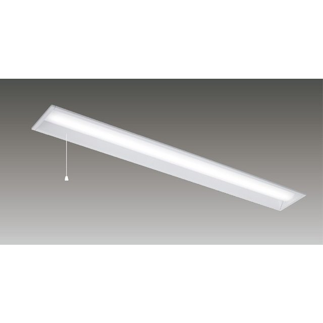 東芝 LEKR415524HPN-LS9 LEDベースライト 埋込形 40形 W150 プルスイッチ付 5200lmタイプ 昼白色 非調光 ハイグレード型 器具+ライトバー 『LEKR415524HPNLS9』