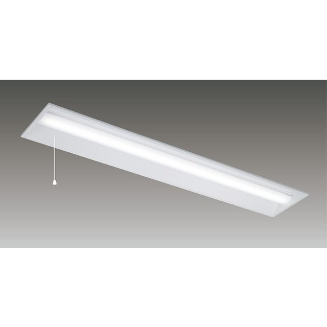 東芝 LEKR422694HPN-LS9 LEDベースライト 埋込形 40形 W220 プルスイッチ付 6900lmタイプ 昼白色 非調光 ハイグレード型 器具+ライトバー 『LEKR422694HPNLS9』