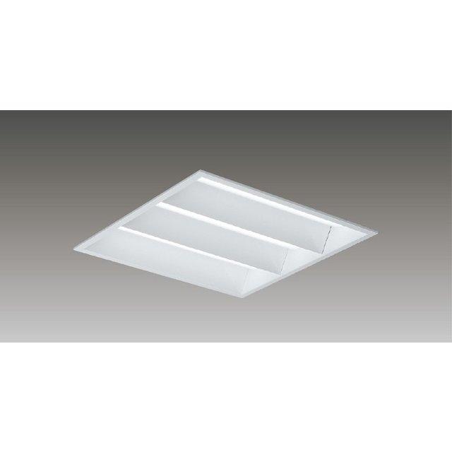 東芝 LEKR740652WW-LD9 LEDベースライト スクエア形 埋込 □450角 下面開放タイプ 5700lm 温白色 3500K 調光 器具+ライトバー 『LEKR740652WWLD9』