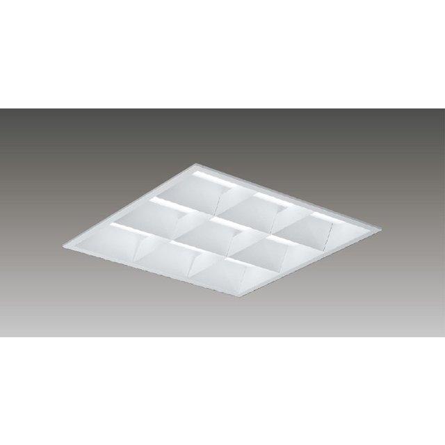 東芝 LEKR741652L-LD9 LEDベースライト スクエア形 埋込 □450角 バッフルタイプ 5200lm 電球色 3000K 調光 器具+ライトバー 『 LEKR741652LLD9』