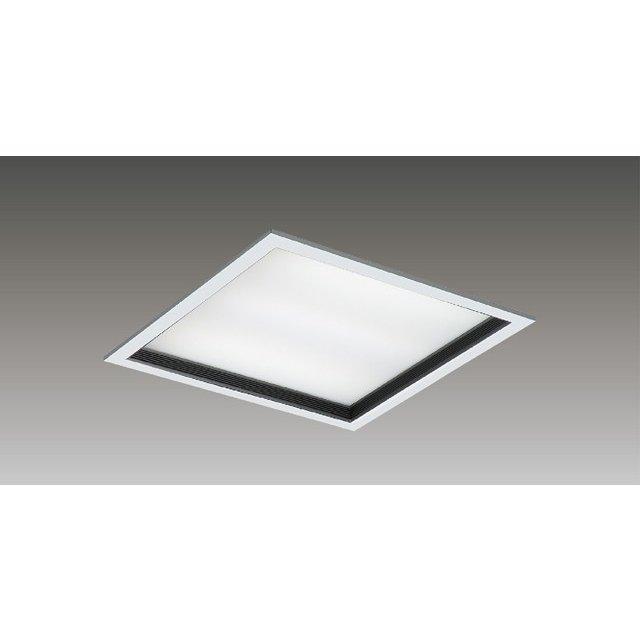 東芝 LEKR745851KN-LD9 LEDベースライト スクエア形 埋込 □450角 深枠黒パネル 4800lm 昼白色 調光型 器具+LEDパネル 『LEKR745851KNLD9』