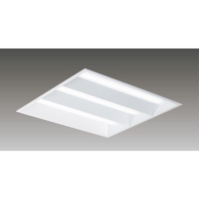 東芝 LEKR760652N-LD9 LEDベースライト スクエア形 埋込 □600角 下面開放タイプ 6300lm 昼白色 5000K 調光 器具+ライトバー 『LEKR760652NLD9』