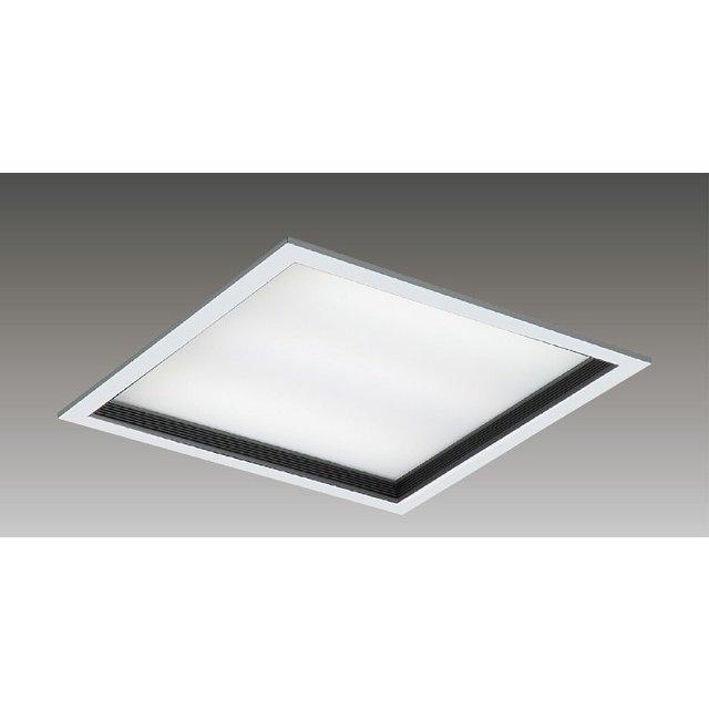 東芝 LEKR760901KN-LD9 LEDベースライト スクエア形 埋込 □600角 深枠黒パネル 6300lm 昼白色 調光型 器具+LEDパネル 『LEKR760901KNLD9』