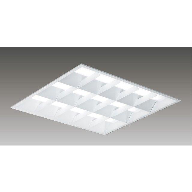 東芝 LEKR761112N-LD9 LEDベースライト スクエア形 埋込 □600角 バッフルタイプ 9900lm 昼白色 5000K 調光 器具+ライトバー 『LEKR761112NLD9』