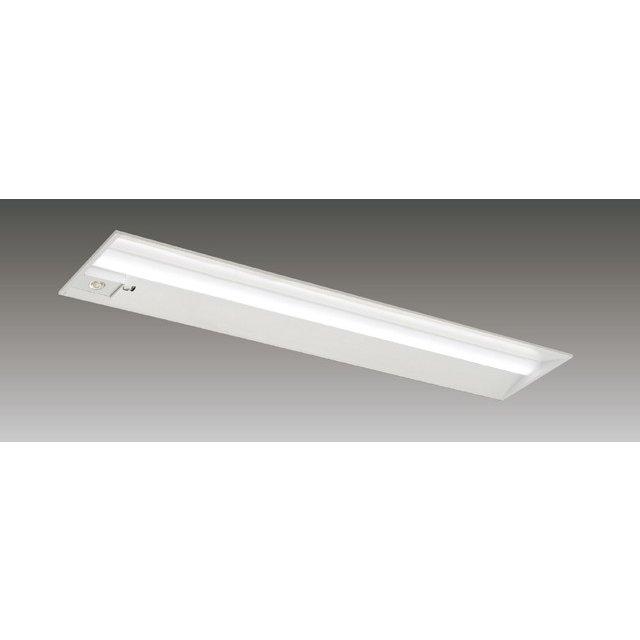 東芝 LEKRJ430694N-LS9 LED非常用照明器具 定格出力 埋込形 40形 W300 6900lmタイプ 非調光 非常時30分間点灯 器具+ライトバー 『LEKRJ430694NLS9』