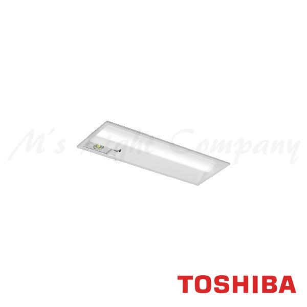 東芝 LEKRS222084N-LS9 LED非常用照明器具 高出力型 埋込形 20タイプ W220 800lmタイプ 非調光 非常時30分間点灯 器具+ライトバー 『LEKRS222084NLS9』