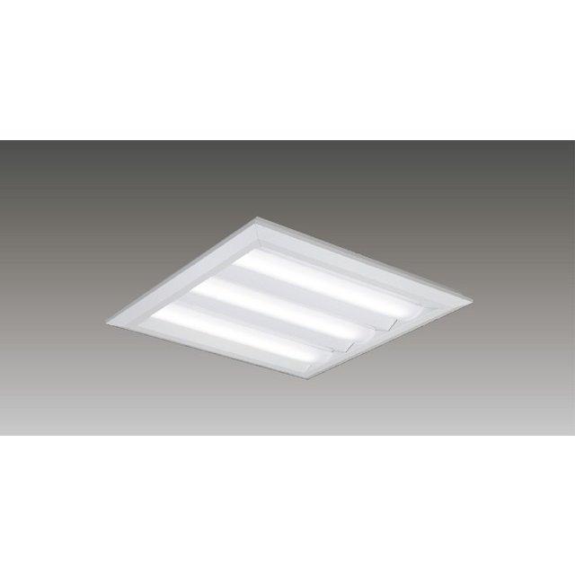 東芝 LEKT750652WW-LD9 LEDベースライト スクエア形 直付埋込兼用 □570角 下面開放タイプ 6100lm 温白色 3500K 調光 器具+ライトバー 『LEKT750652WWLD9』