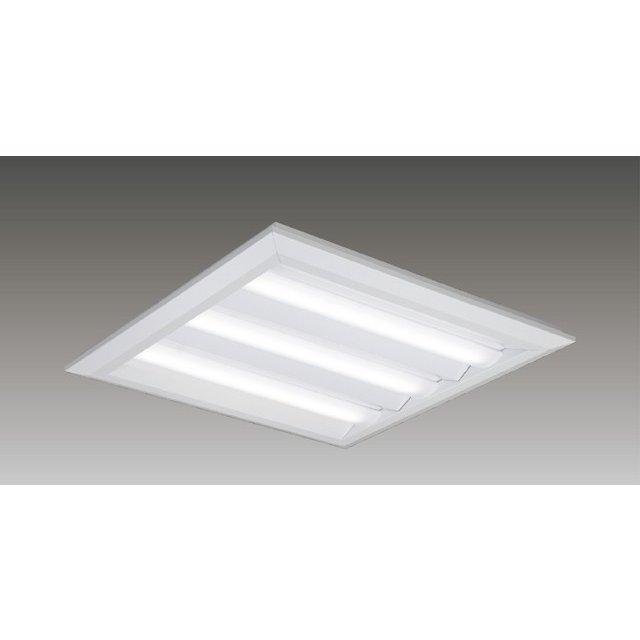 東芝 LEKT770112W-LD9 LEDベースライト スクエア形 直付埋込兼用 □720角 下面開放タイプ 10300lm 白色 4000K 調光 器具+ライトバー 『LEKT770112WLD9』