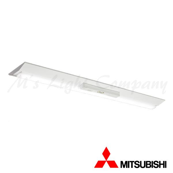 三菱 MY-VK440331B/N AHTN LED非常照明器具 階段灯兼用 直付形 逆富士形 230幅 昼白色 3960lm 非常時30分点灯 器具+ライトユニット 『MYVK440331BNAHTN』