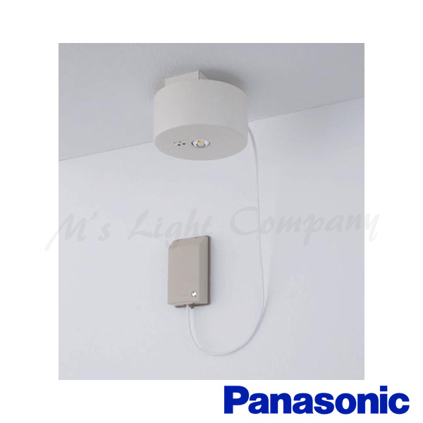 パナソニック NNFB01000 非常用照明器具 民泊向け LED 天井取付型 中止品の為、後継品 NNFB01000J にてご発送です 『NNFB01000』