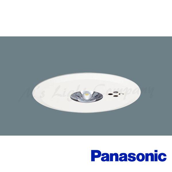 パナソニック NNFB91685J 非常用照明器具 LED 天井埋込型 埋込穴φ100 昼白色 長時間定格型 60分間 低天井用(~3m) リモコン自己点検機能付 『NNFB91685J』