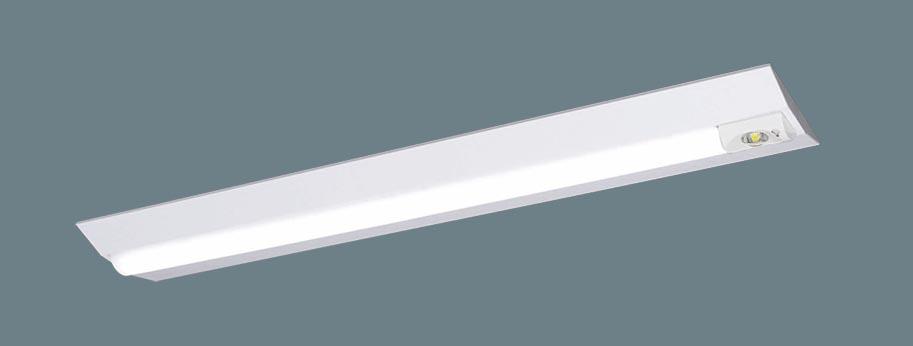 パナソニック XLG452DGN LE9 LED非常用照明器具 40形 W230 Dスタイル 5200lm 昼白色 非常時高出力 自己点検機能 器具+ライトバー 『XLG452DGNLE9』