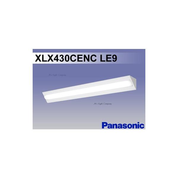 パナソニック XLX430CENC LE9 中止品の為、後継 XLX430CENZ LE9 にてご発送です 直付型 40形 コーナーライト Hf32形 高出力型器具相当 3200lm 1灯相当