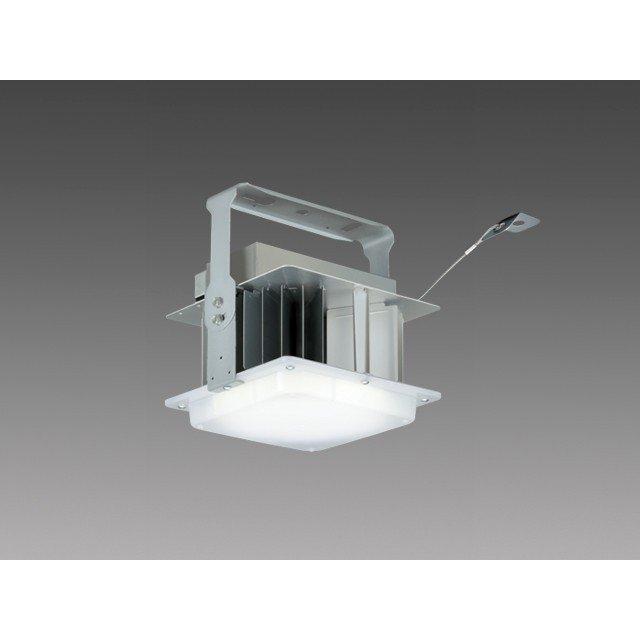 三菱電機 EL-GT15103N/W AHTN LED高天井用器具 角形 一般形 RGモデル 乳白カバー 110°広角 14900lm 昼白色 水銀ランプ400W相当 電源一体型 『ELGT15103NWAHTN』