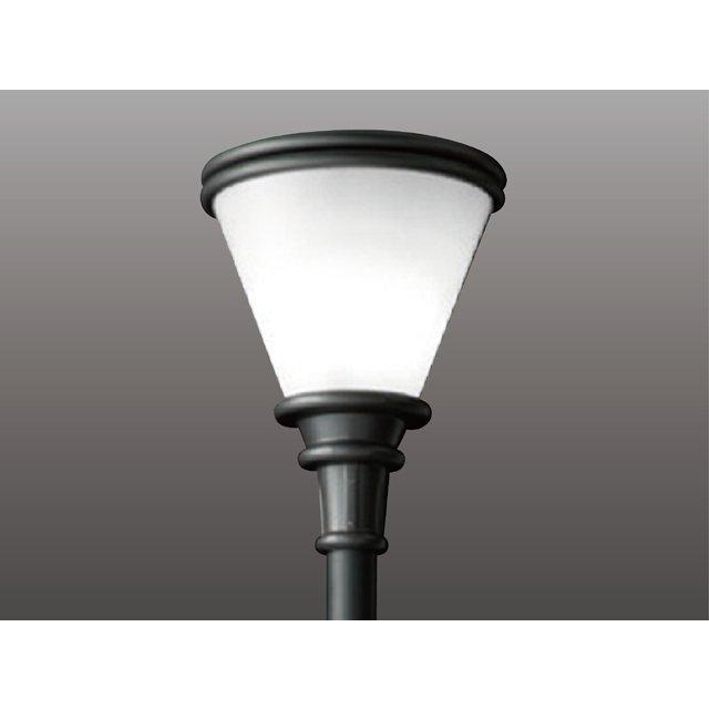 東芝 LEDG-10441 街路灯用灯具 200W形水銀ランプ器具相当 適合ポールφ89.1 ランプ・電源ユニット別売 『LEDG10441』