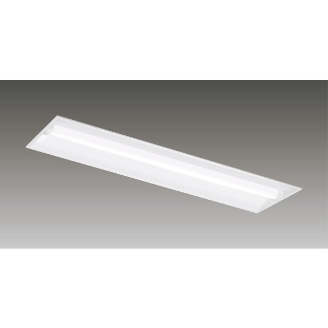東芝 LEKRW422203SN-LS9 埋込形 40形 下面開放W220 防湿防雨形 2000lmタイプ 昼白色 非調光 ステンレス 白色型 器具+ライトバー 『LEKRW422203SNLS9』