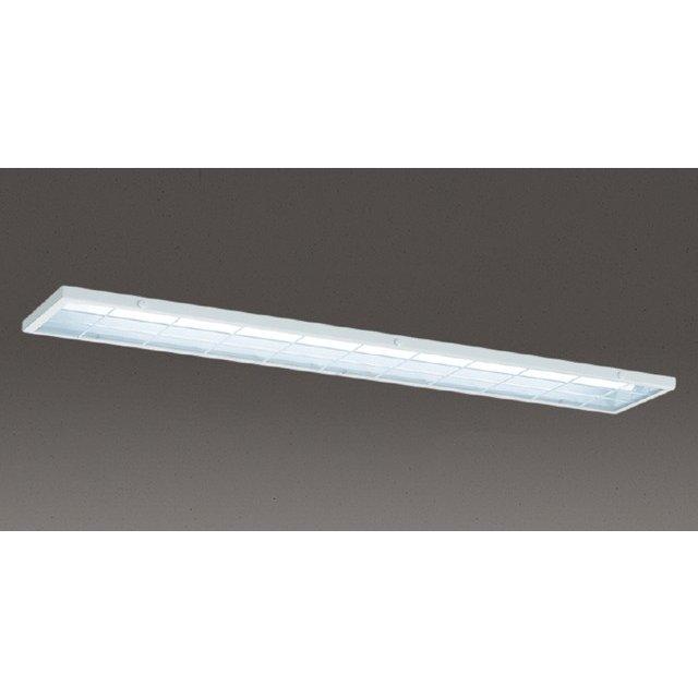 東芝 LER-41478K-LS9+R-4109 直管形LEDベースライト 埋込形 下面ガード付 非調光 LDL40×1灯 ランプ別売 器具+反射笠+ガード 『LER41478KLS9R4109』