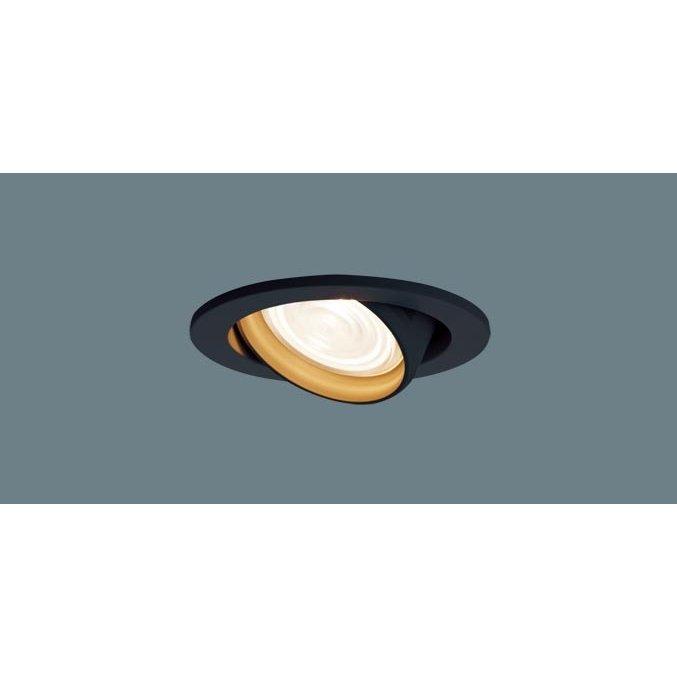 パナソニック LGB71024K LU1 LED シンクロ調色 ユニバーサルダウンライト 浅型10H 高気密SB形 集光型 調光型 埋込穴φ100 110Vダイクール電球60形相当 LED一体形