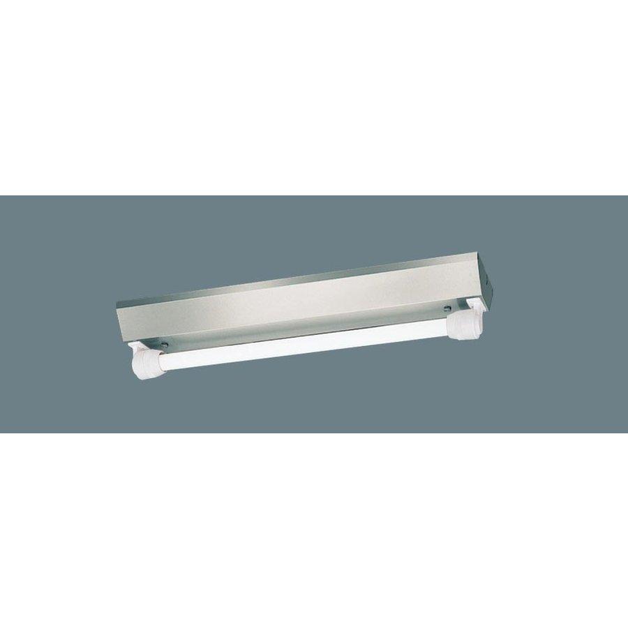 パナソニック NNFW21021J LE9 直管LEDランプベースライト 天井直付型 20形 富士型 ステンレス 防湿・防雨型 LDL20×1灯用 ランプ別売 『NNFW21021JLE9』