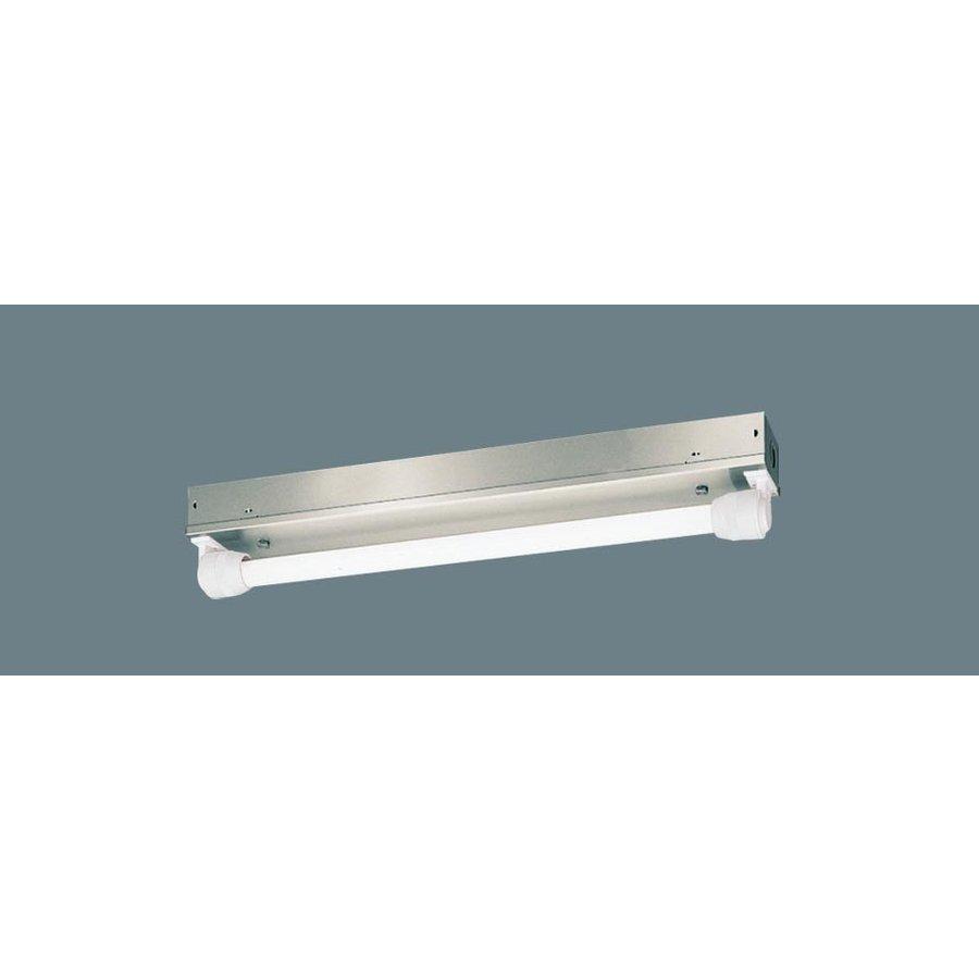 パナソニック NNFW21071K LE9 直管LEDランプベースライト 天井直付型 20形 笠なし型 ステンレス 防湿・防雨型 LDL20×1灯用 ランプ別売 『NNFW21071KLE9』