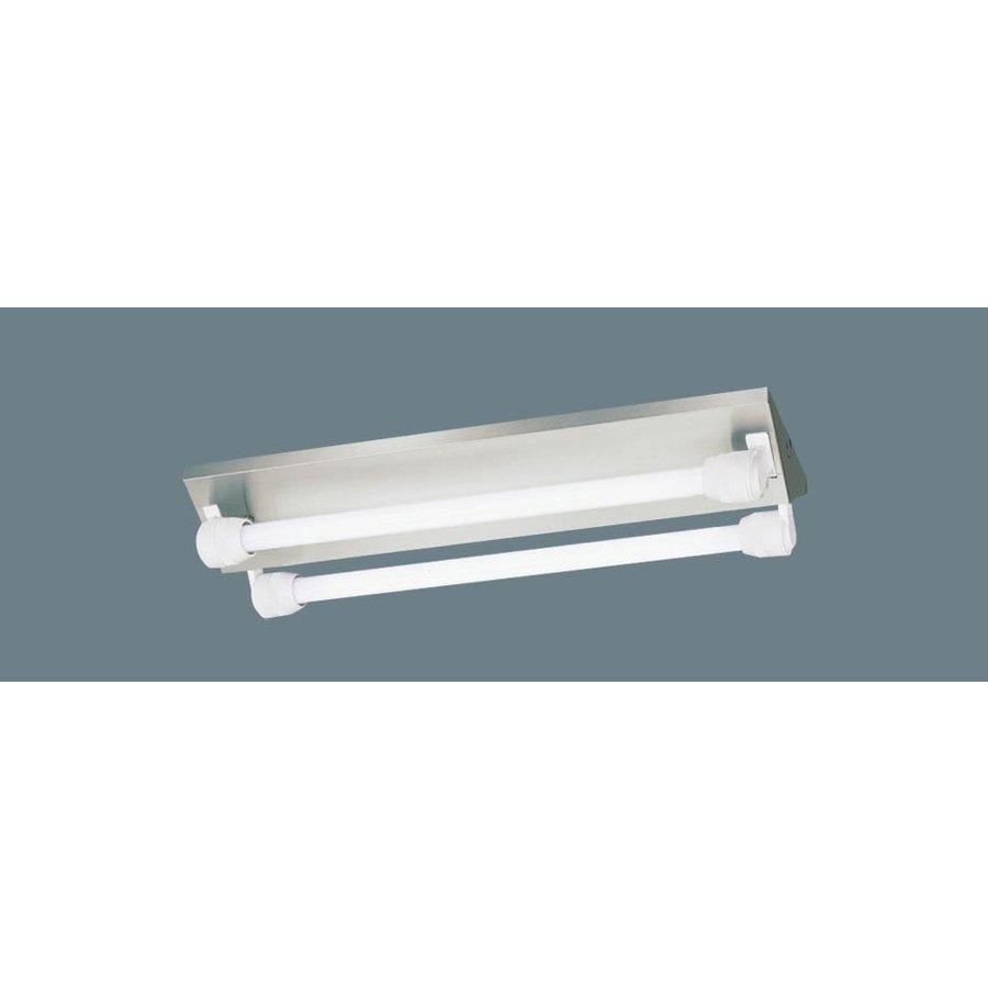 パナソニック NNFW22020J LE9 直管LEDランプベースライト 天井直付型 20形 富士型 ステンレス 防湿・防雨型 LDL20×2灯用 ランプ別売 『NNFW22020JLE9』