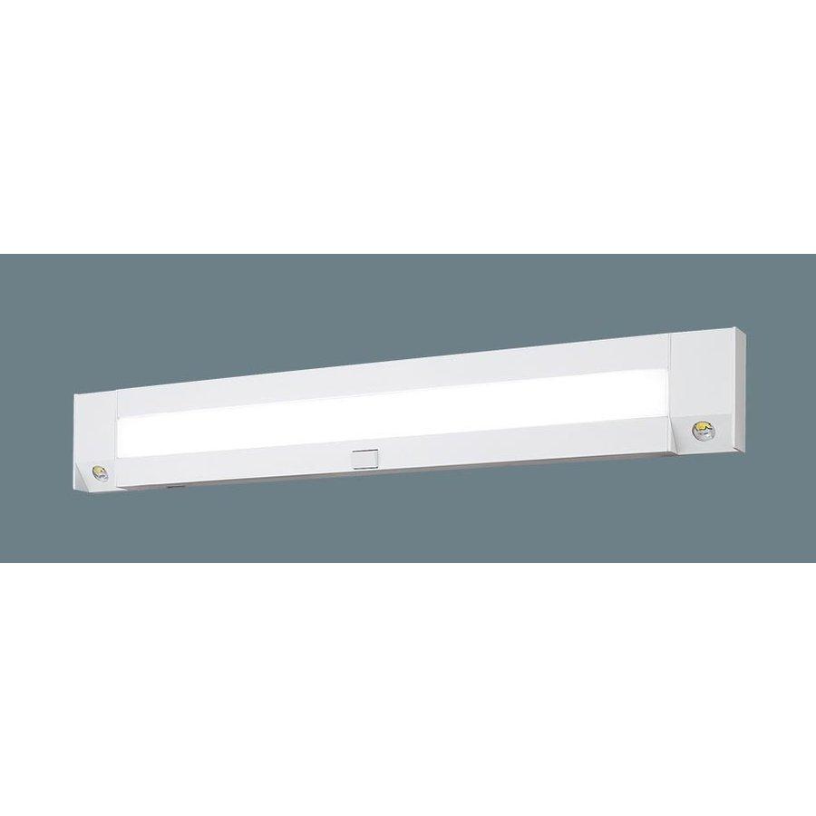 パナソニック XLF433UTNJ LE9 シンプルセルコン階段通路誘導灯 壁直付 40形 ひとセンサ段調光 NTタイプ 昼白色 2050lm 非常時一般出力 30分間型 自己点検機能付