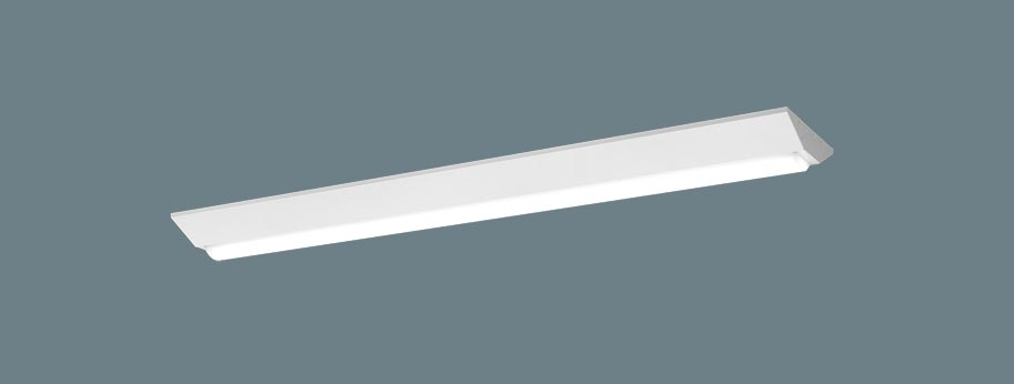 偶数単位販売 パナソニック XLX409DEN LR2 LEDベースライト リニューアル用 直付型 40形 富士型 W230 10000lmタイプ 昼白色 調光型 器具+ライトバー