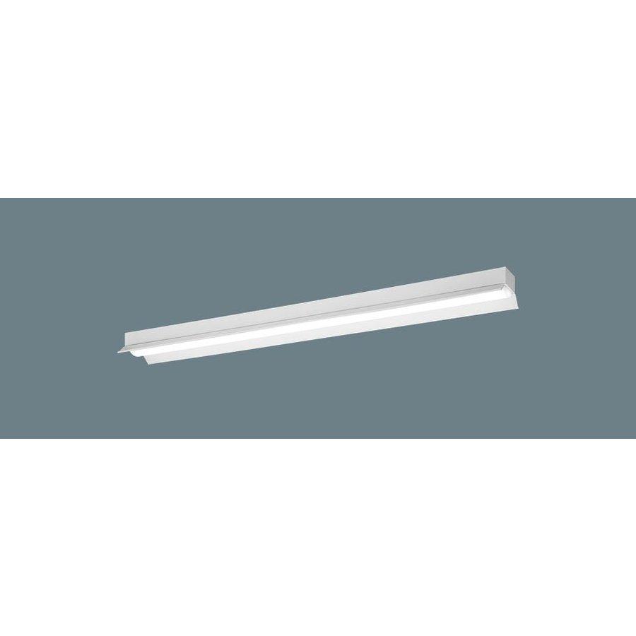 偶数単位販売 パナソニック XLX409KEV LE2 LEDベースライト リニューアル用 直付型 40形 反射笠付 10000lmタイプ 温白色 非調光 器具+ライトバー