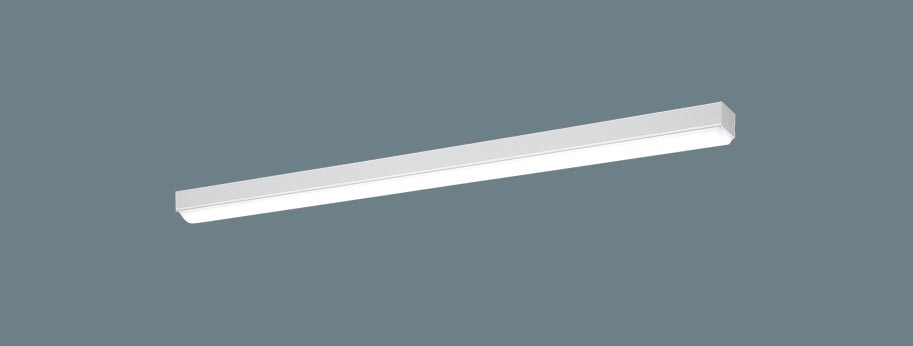 パナソニック XLX409NEN LE2 LEDベースライト リニューアル用 直付型 40形 iスタイル 10000lmタイプ 昼白色 非調光 器具+ライトバー